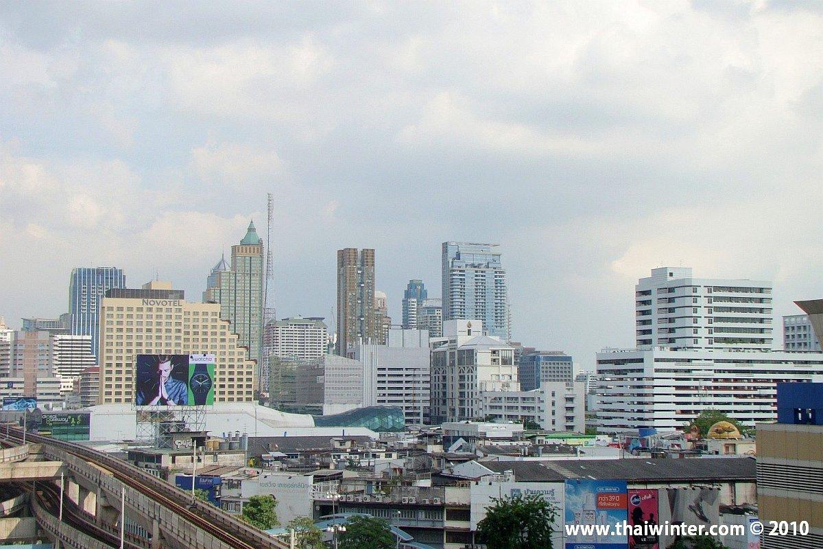 Бангкок | Зима в Таиланде