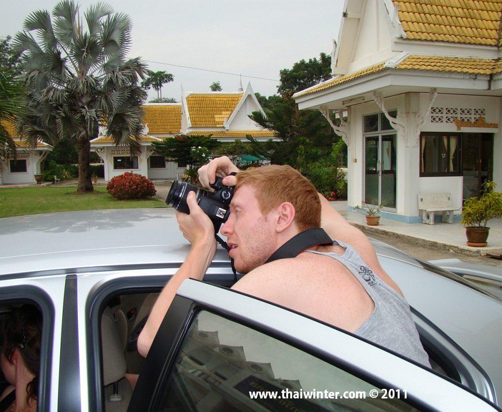 Тайский фотограф
