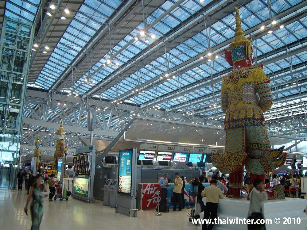 Масштабы аэропорта