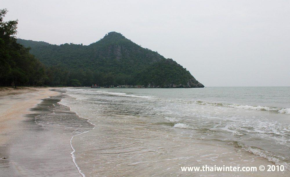 Пляж Hat Sam Phraya