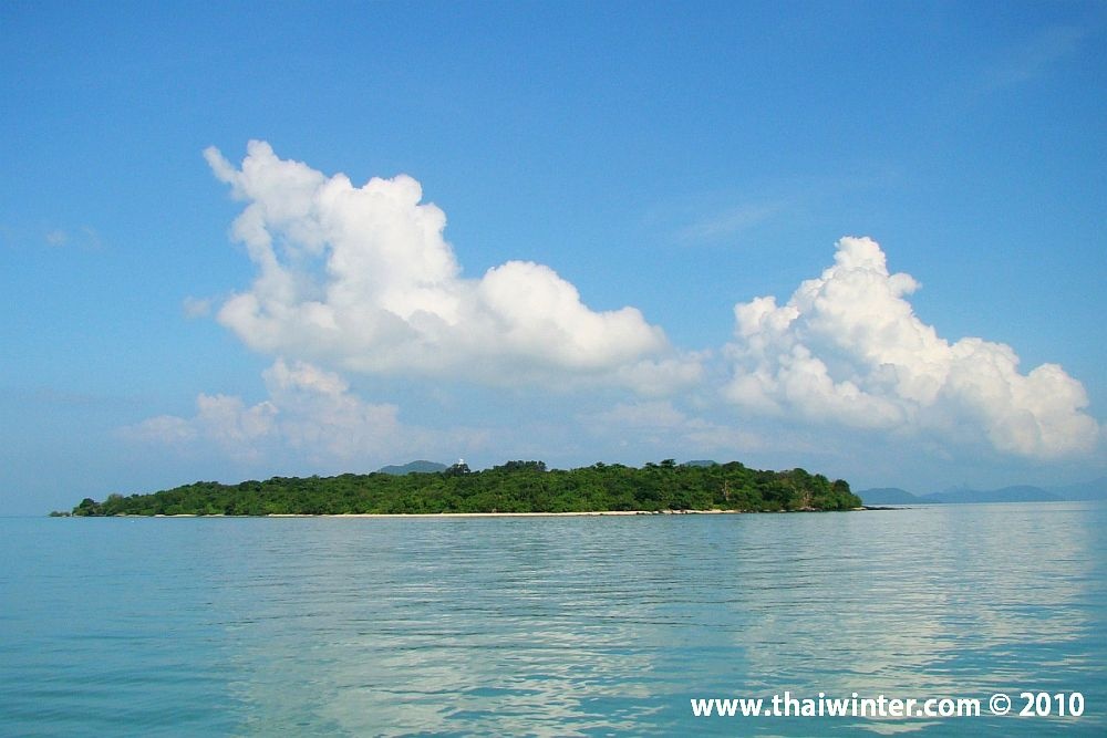 Проплываем острова