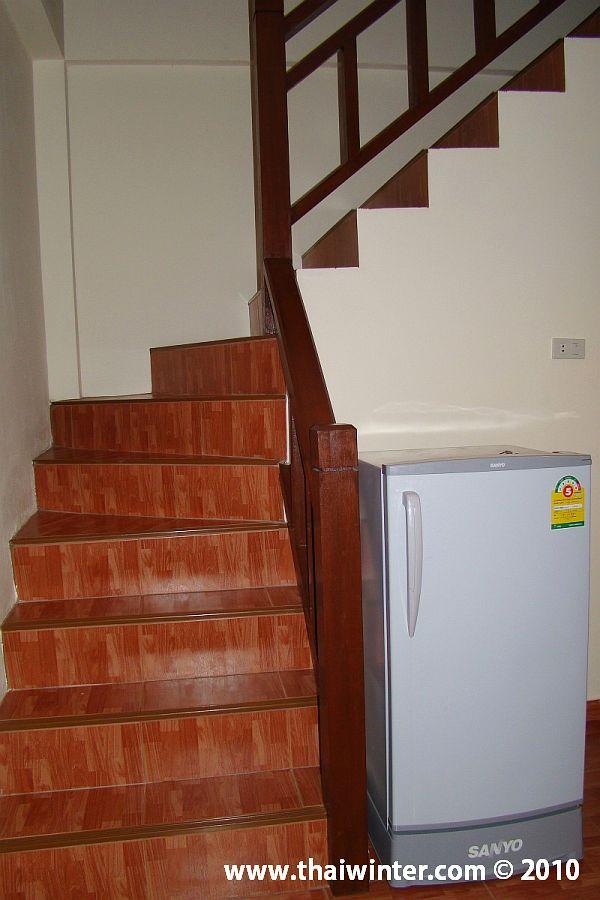 Холодильник+лестница