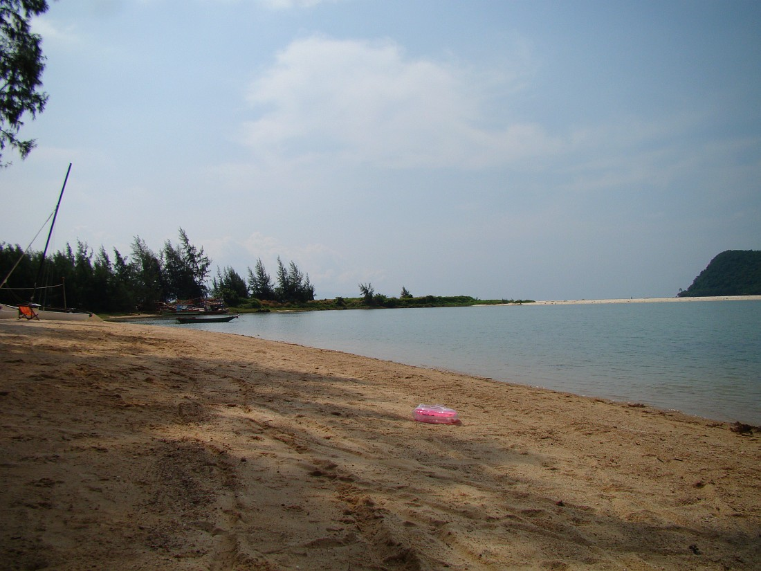 Пляж Naiwok