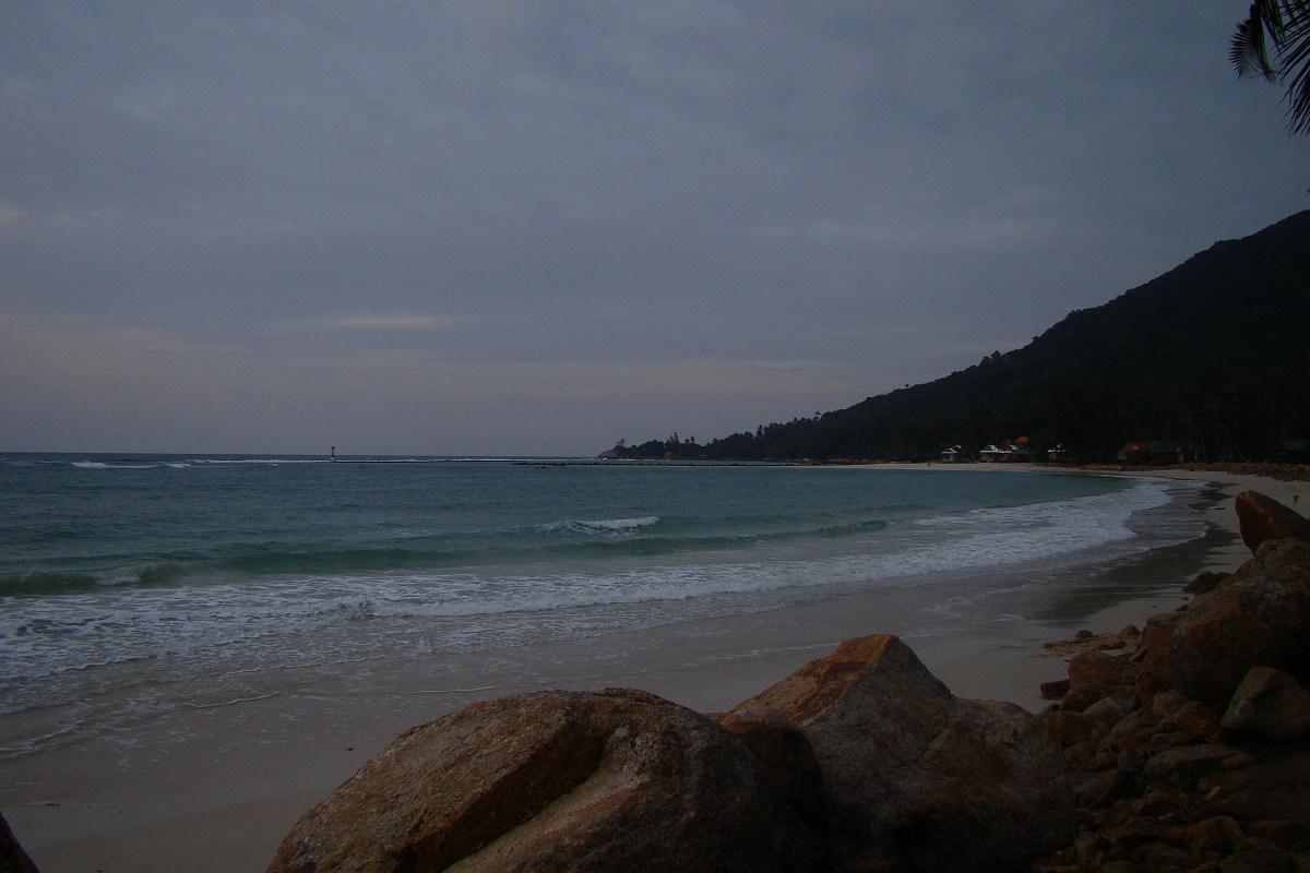 Chaloklum Bay
