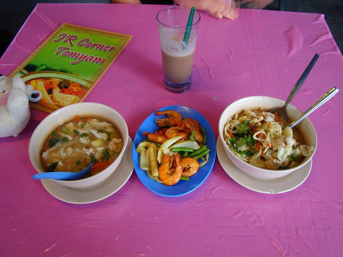 Тай в Малайзии