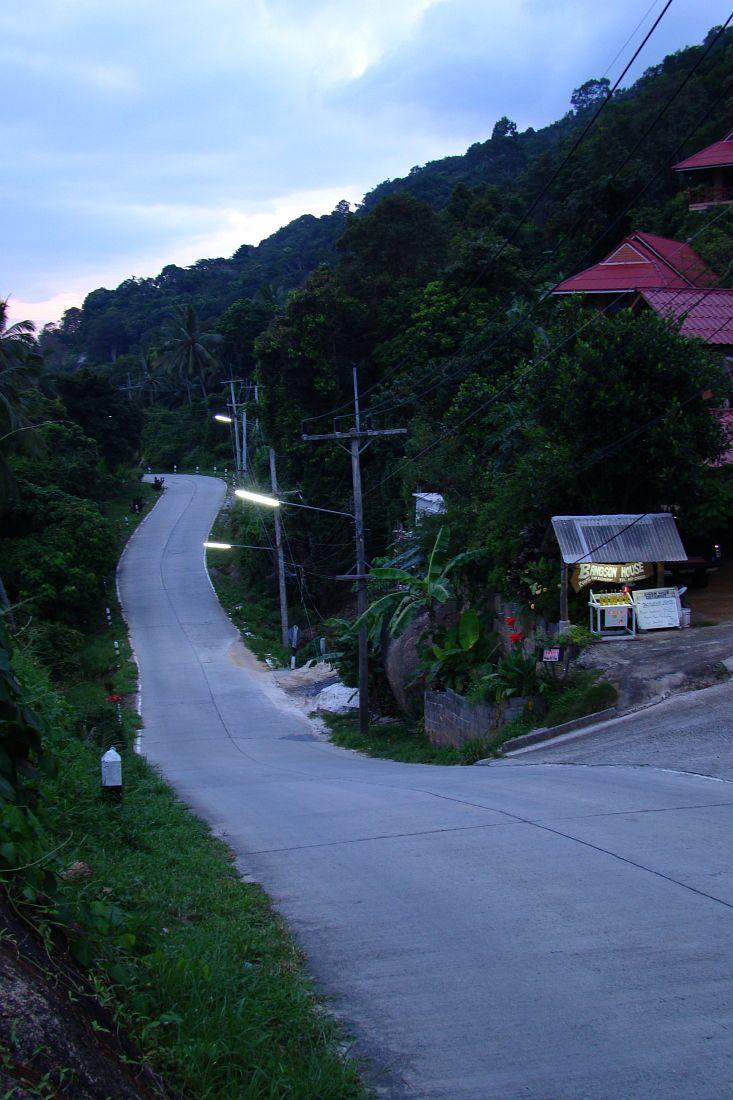 Haad Rin Road