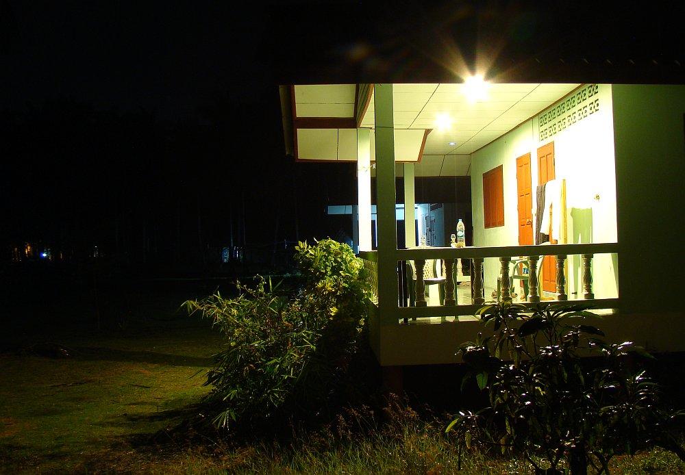 Дом в ночи