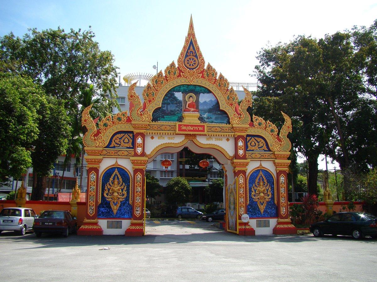 Malaysian Thai Temple