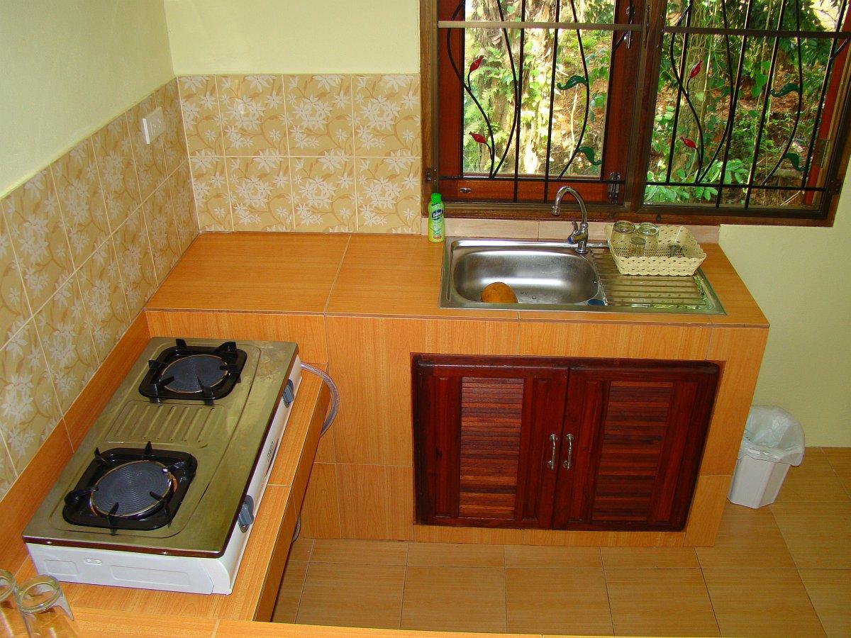 Кухня в доме