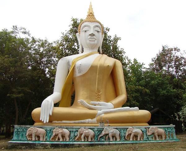 Будда любит слонов | Катание на слонах в Хуа Хине
