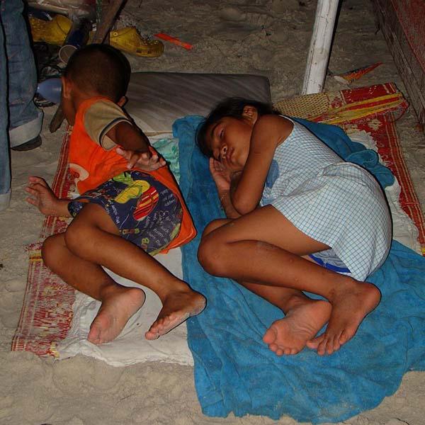 Тайские детишки на Full Moon Party | Koh Phangan Full Moon Party, Вечеринка полной луны | Зима в Таиланде