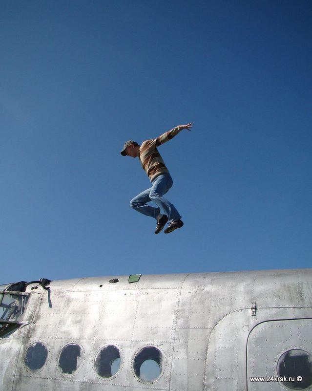 Прыжок без парашюта | Зима в Таиланде