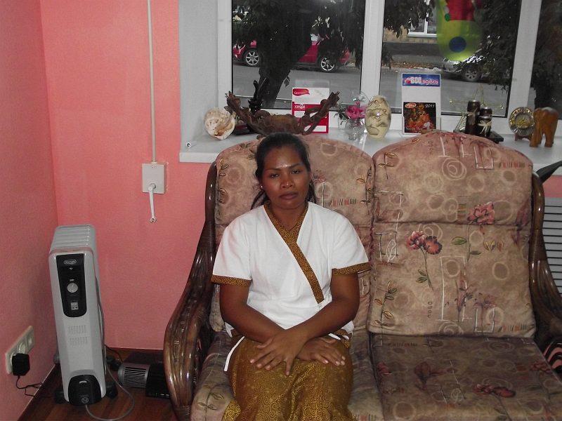 Тайский массаж в Красноярске | Зима в Таиланде