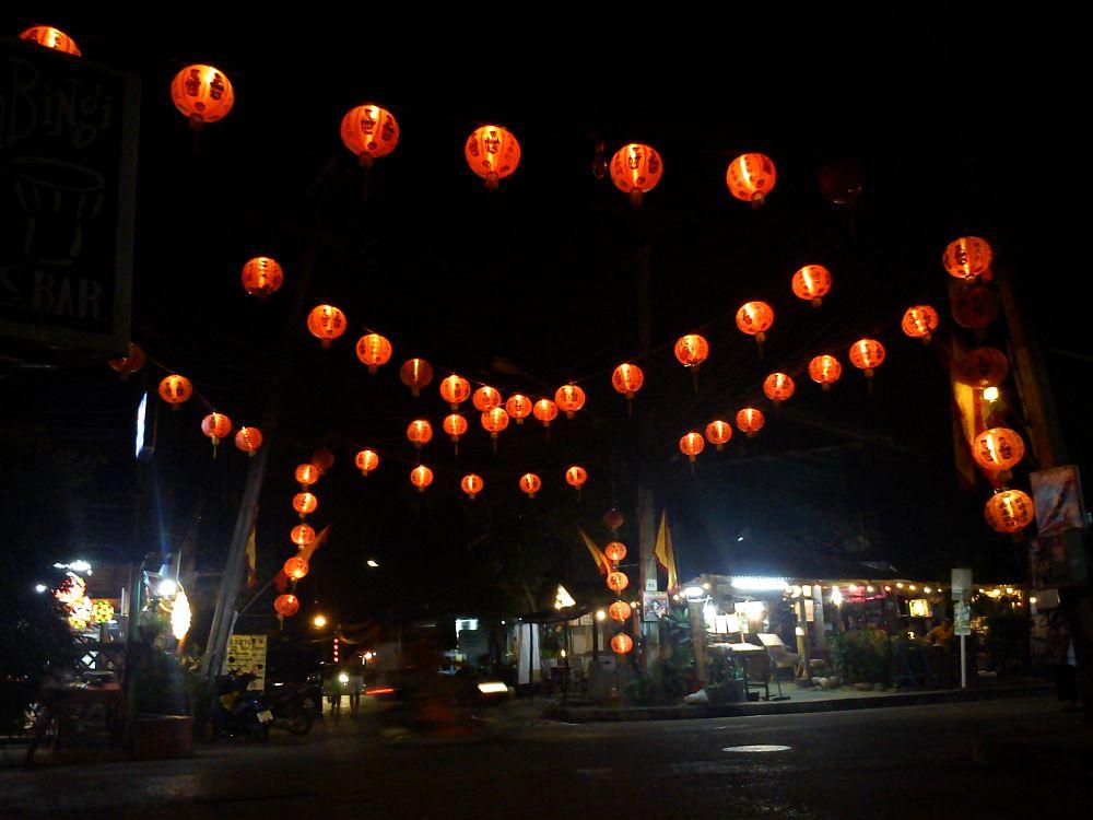 Китайский Новый Год в Таиланде | Зима в Таиланде