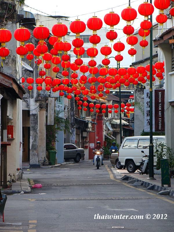 Китайский Новый Год в Малайзии | Зима в Таиланде