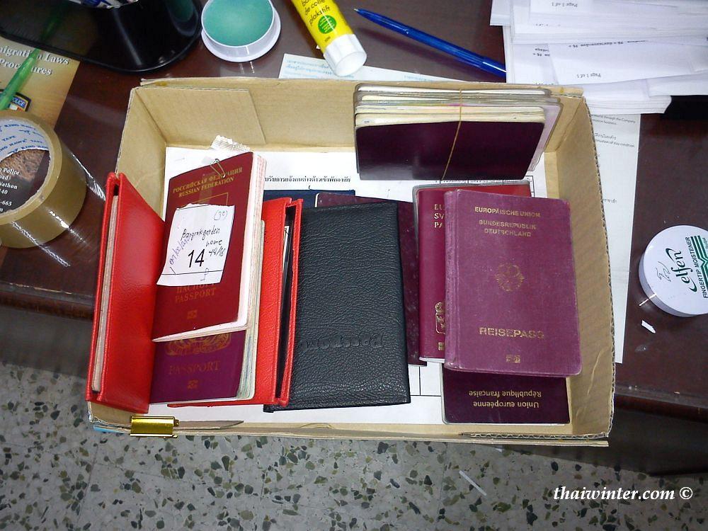 Продление тайской визы на Самуи в Immigration Office | Зима в Таиланде