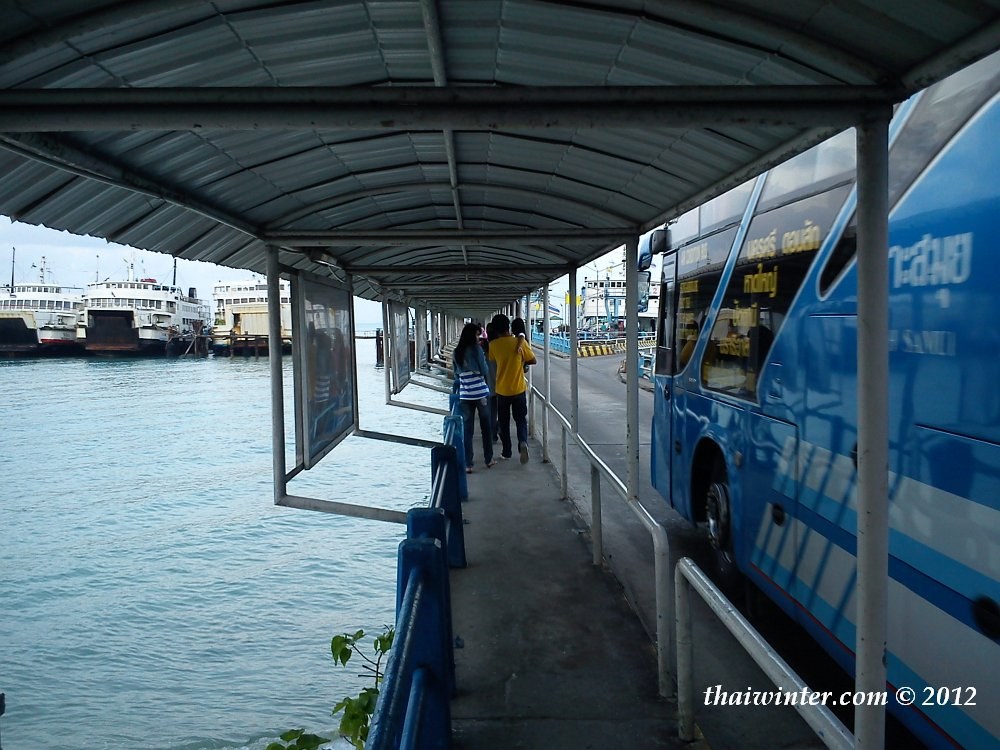 Бодер ран Таиланд-Малайзия (Самуи - Хат Яй - Паданг Бесар) | Зима в Таиланде