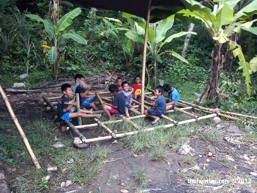 Чудища Ogoh-Ogoh на Бали