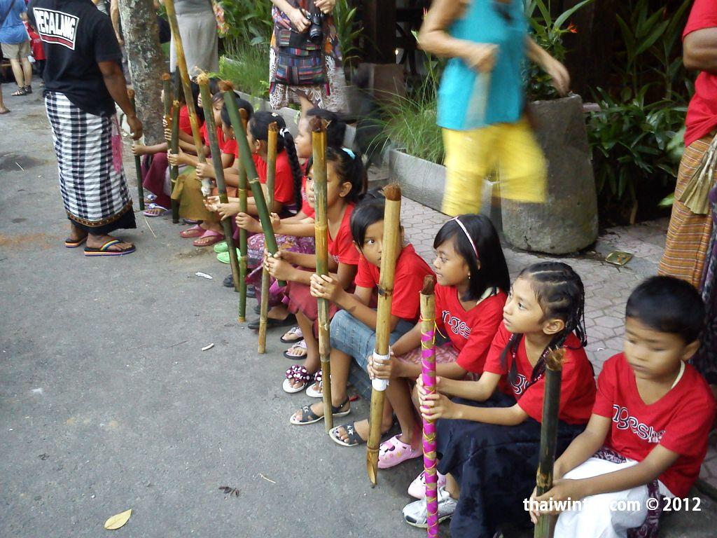 День тишины (Nyepi Day) на Бали | Зима в Таиланде