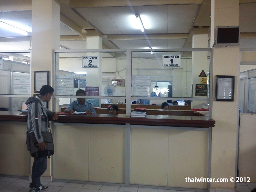 Окно Visa Extension | Самостоятельное продление визы по прилету на Бали