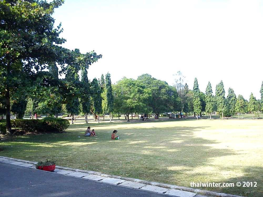 Парк с монументом Banjra Sandhi Monument | Самостоятельное продление визы по прилету на Бали