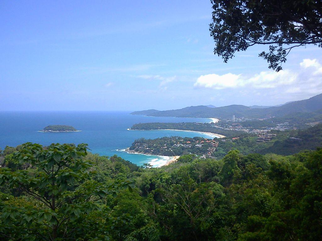 Karon Viewpoint на острове Phuket