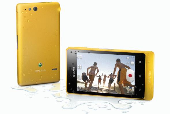 Sony X-Peria Go