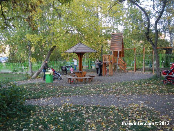 Станция юных натуралистов в Красноярске