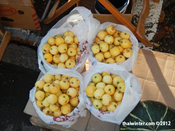 Местные яблочки