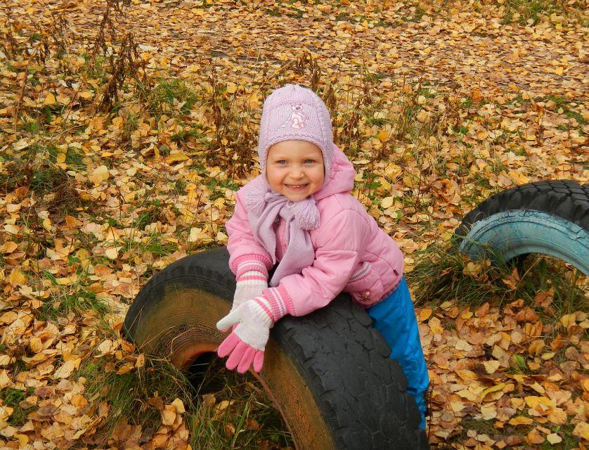 Осенние прогулки в Студгородке