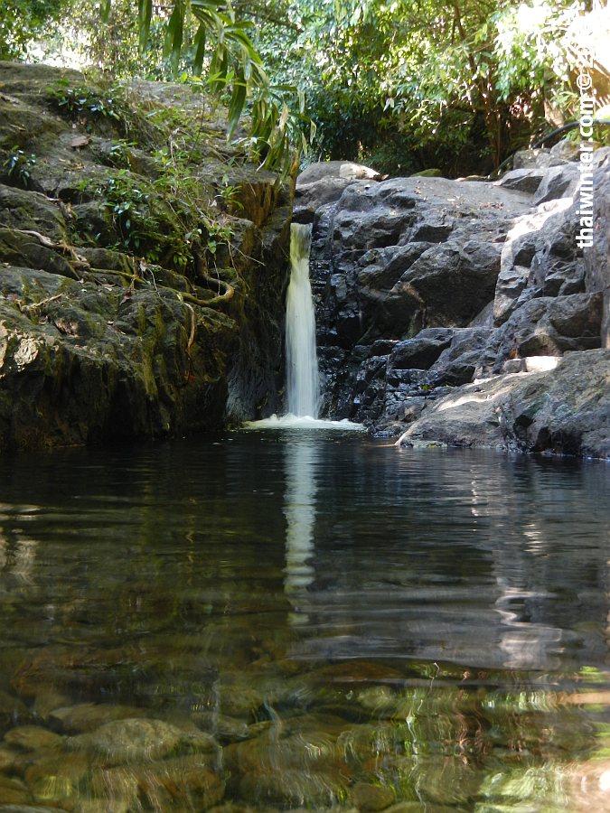 Водопады Ко Чанга - Klong Jao Leuam