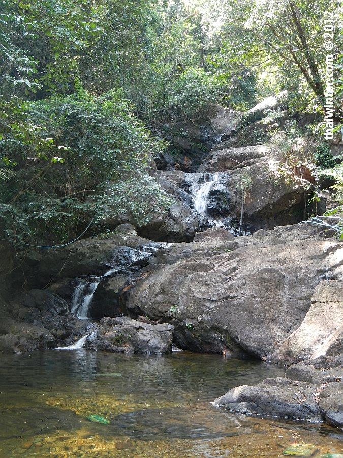 Водопады Ко Чанга - дорога к Klong Nonsi