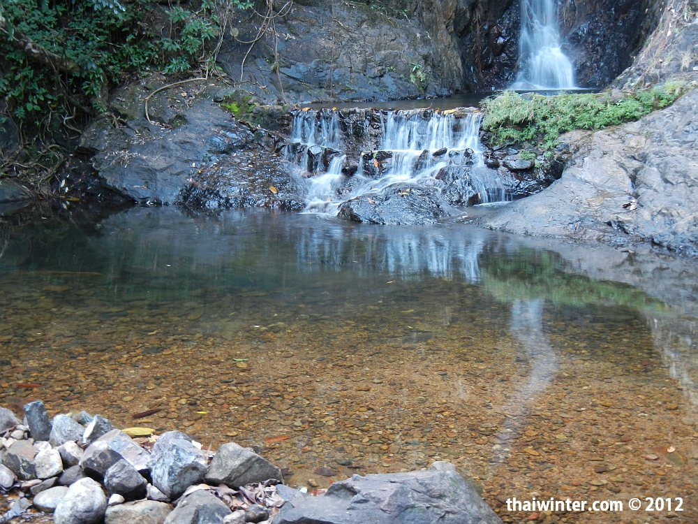 Водопады Ко Чанга - Kheeri Phet Waterfall