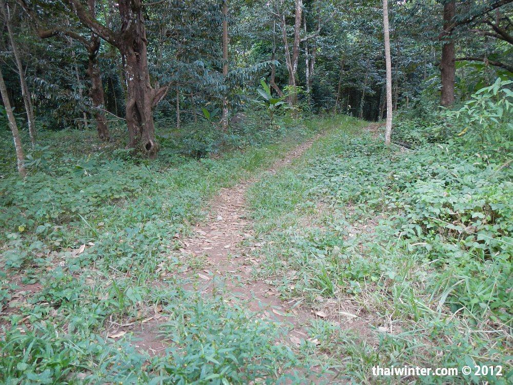 Водопады Ко Чанга - Дорога к Kheeri Phet