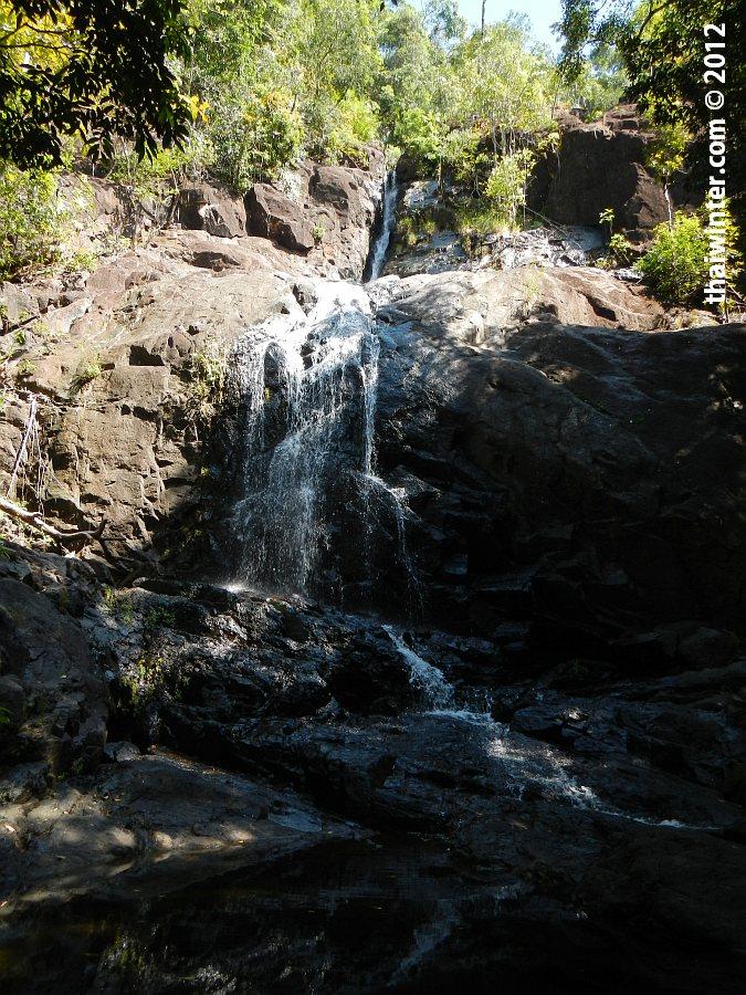 Водопады Ко Чанга - Prao Talay Waterfall