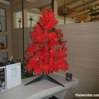 Подготовка к Новому году в отеле Mercure