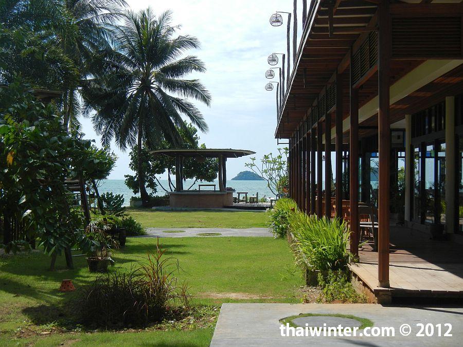 На территории отеля K.B. Resort