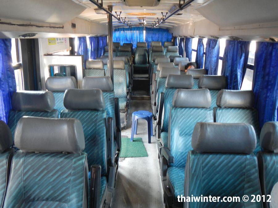 Автобус до Удонтани