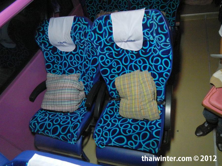 Наш VIP-bus до Чиангмая