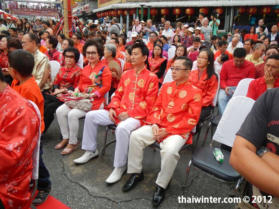 Китайцы в Чианг Мае на Китайский Новый Год