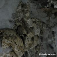 Сталактиты в Muang On Cave