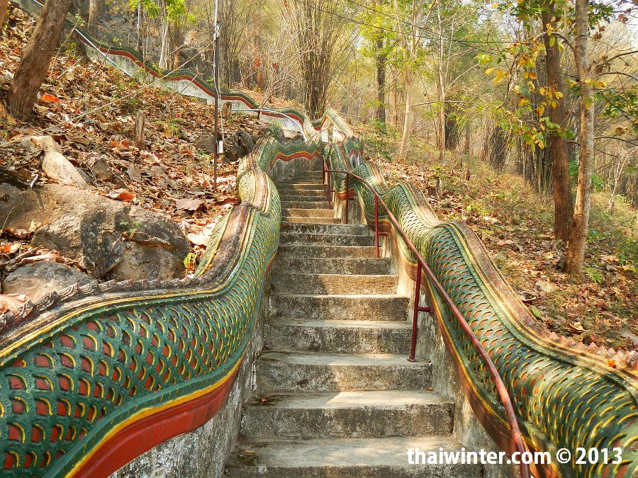 Лестница с Нагами