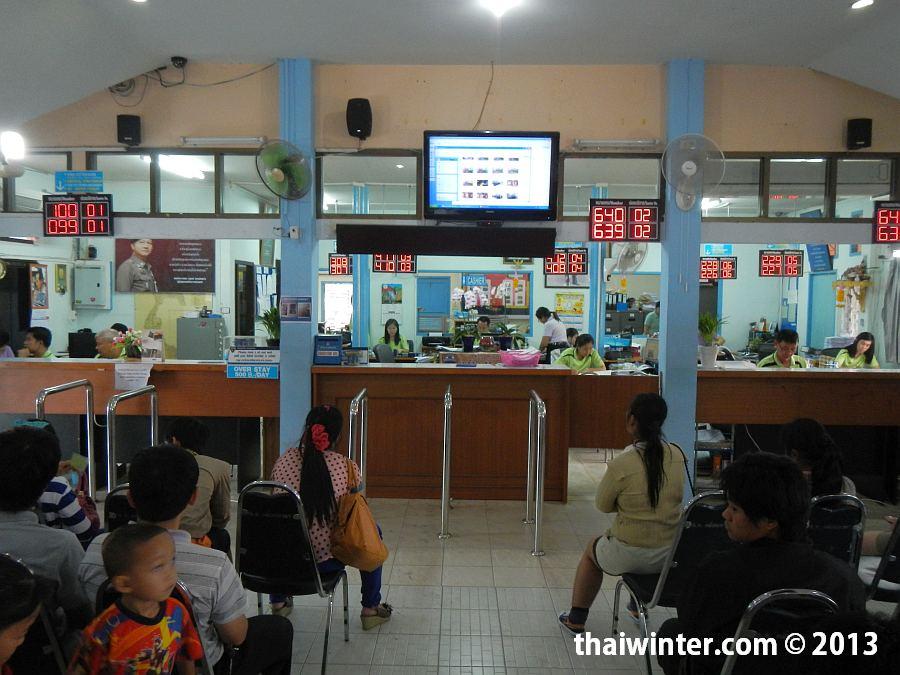 Получение Residence Certificate в Чианг Мае