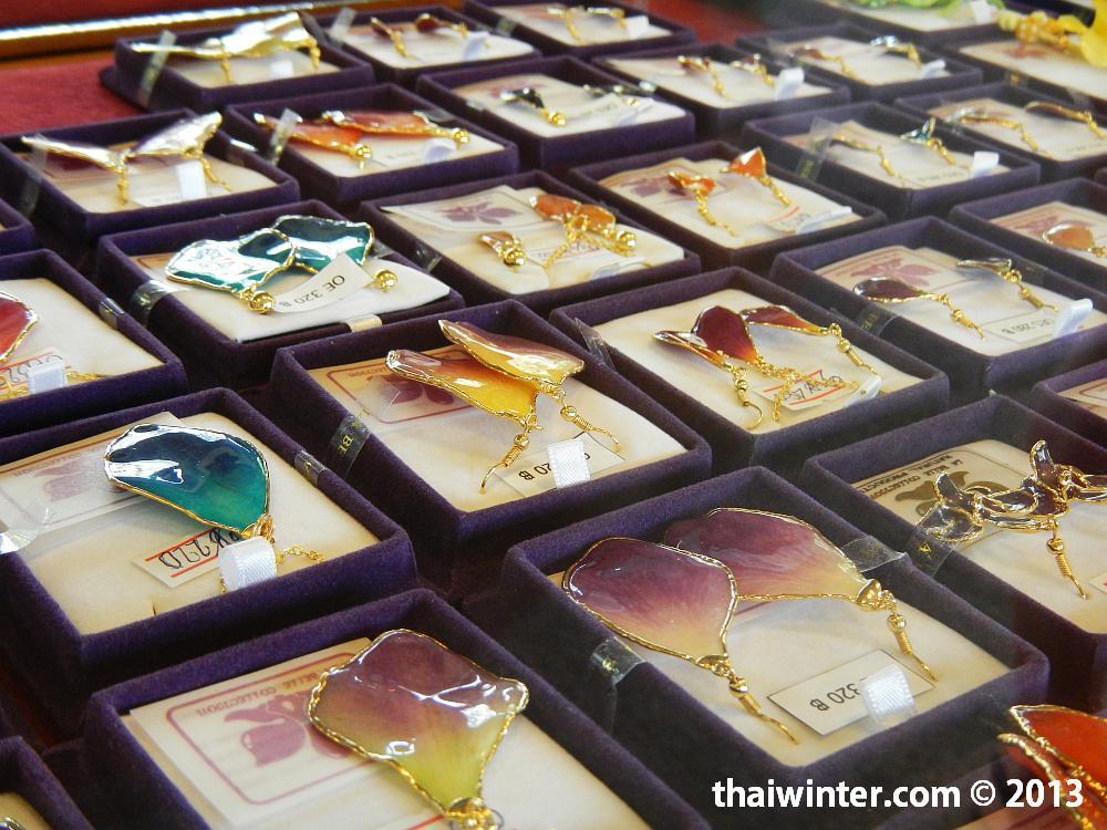 Сувениры из орхидей