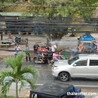 Songkran на Пхукете