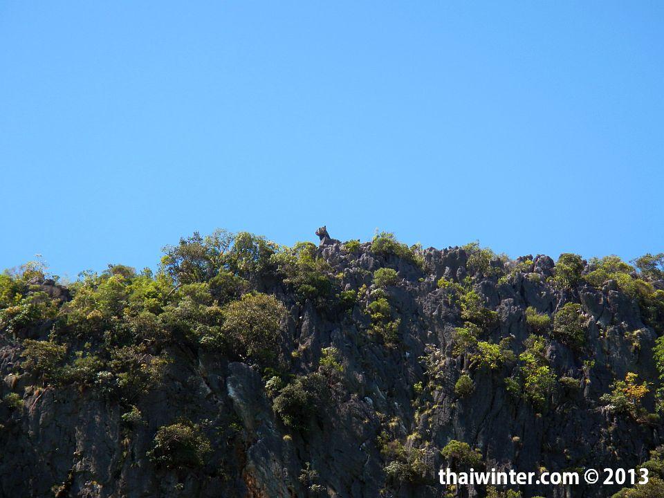 Остров с каменной собакой