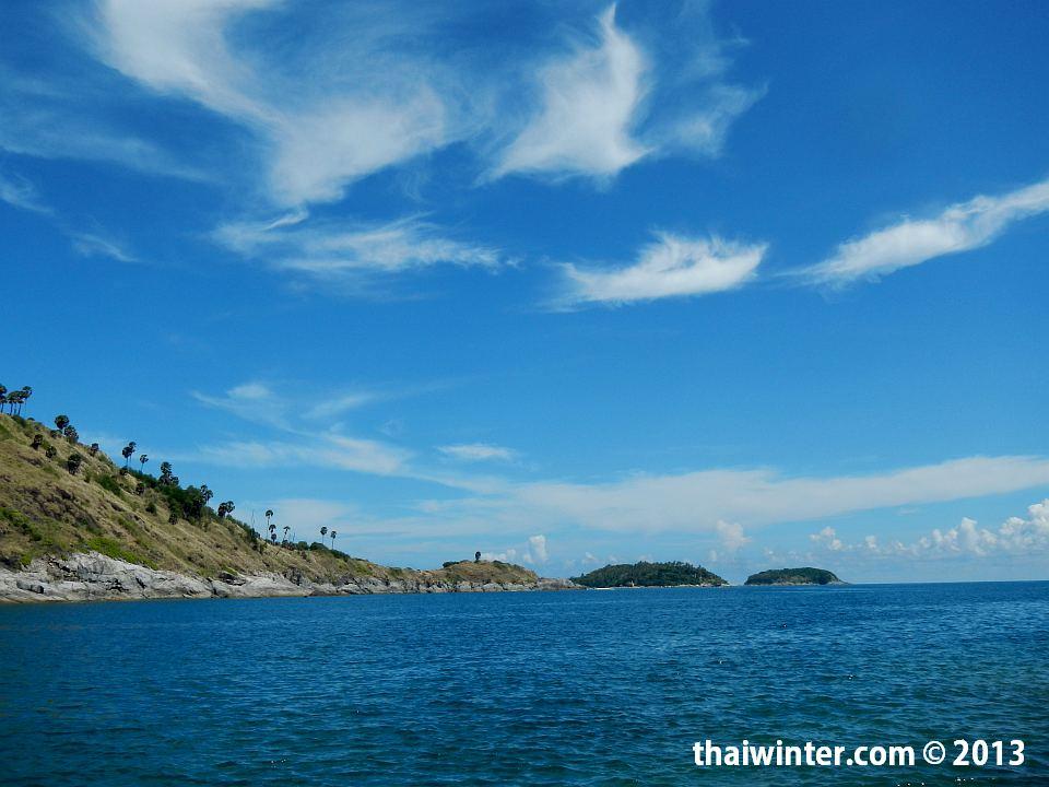 Мыс Promthep острова Пхукет