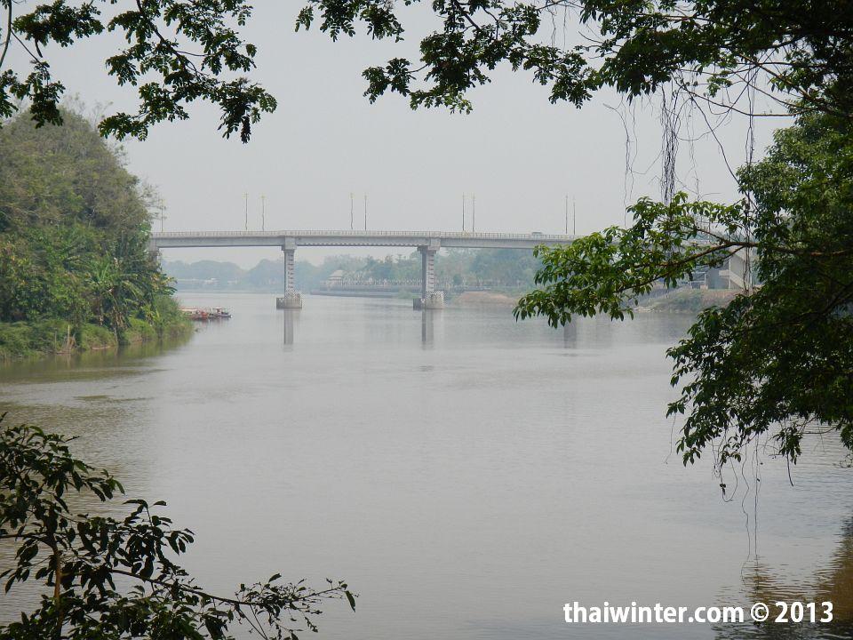 Река Кок в Чианг Рае