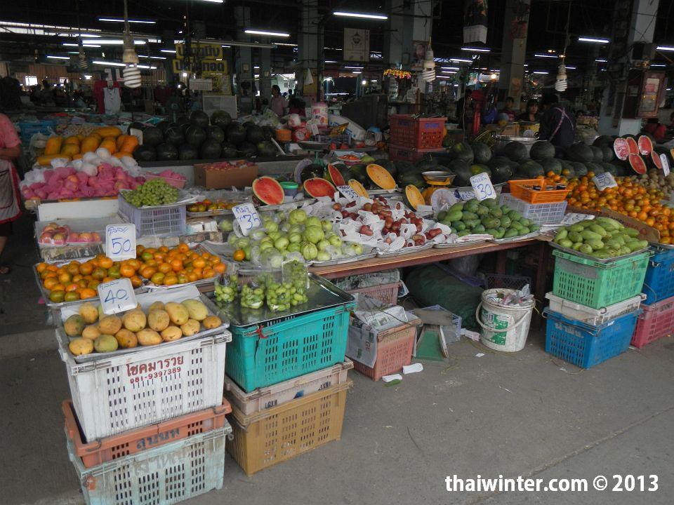 Рынки Чианг Рая