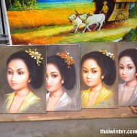 Творчество балийских художников